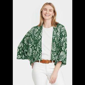 NWT Cropped jacket